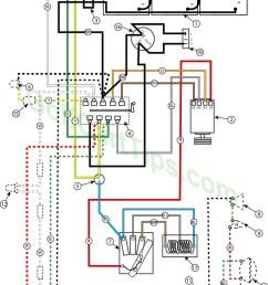 cushman wiring diagram wiring diagrams favorites 48 volt cushman wiring diagram [ 1024 x 1400 Pixel ]