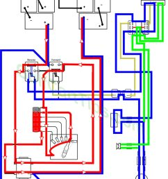 yamaha g1a and g1e wiring troubleshooting diagrams 1979 89 reverse buzzer wiring diagram [ 1024 x 1427 Pixel ]