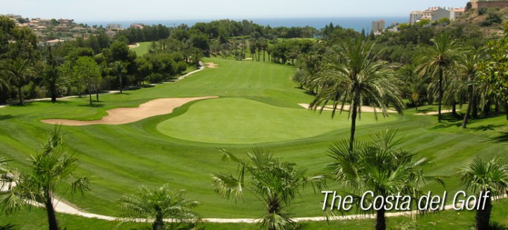 Golf Courses on the Costa del Sol