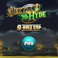 Golf Clash - Pro Division | Qualifying Walkthrough | Dr. Jekyll & Mr. Hyde 9 Hole Cup