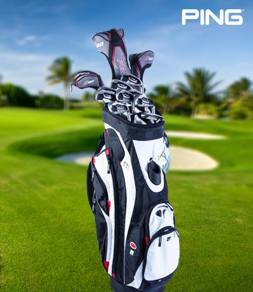 Ping G20 – Golf Clubs Rental  e03b289be2722