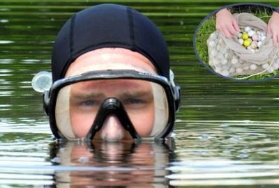 maxresdefault 2 - Man Makes $15 Million During Career as Golf Ball Diver