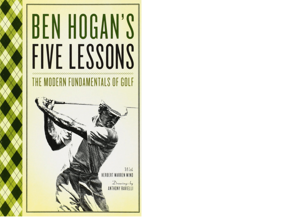 50 golf books every golfer should read