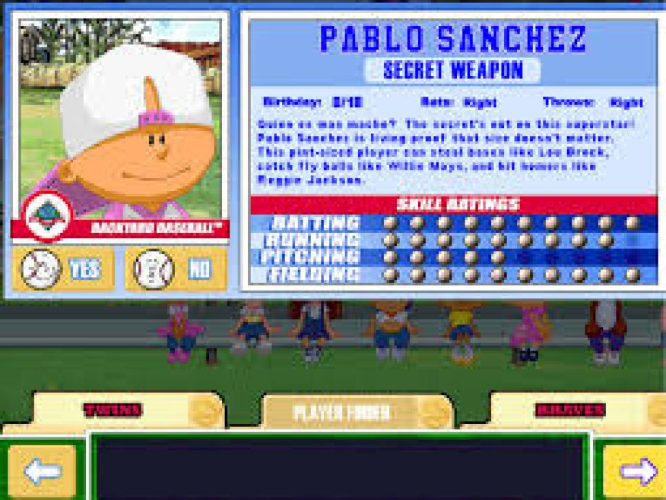 The Lansing Lugnuts Backyard Baseball Night Is The Promo Idea To End All Promo Ideas This Is The Loop Golf Digest