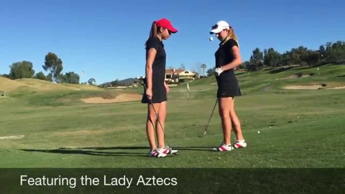 Women Golfers Have The Drive For Achievement