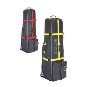 Big Max Aqua EZ Roller Travelcover - Black / Yellow