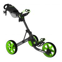 Cart Golf Trolley 3.5+ Charcoal/Lime