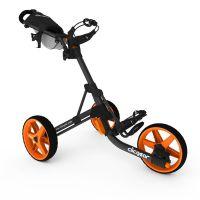 Cart Golf Trolley 3.5+ Charcoal/Orange