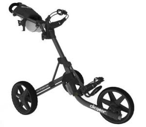Clic Gear Cart Golf Trolley 3.5+ Charcoal/Black