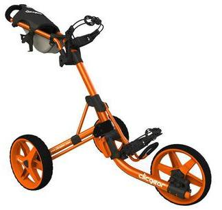 ClicGear Cart Golf Trolley 3.5+ Orange