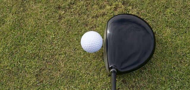 Golf driver køllehoved