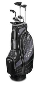 Callaway Ladies Solaire 8 Piece Golf Set 2019 - Black