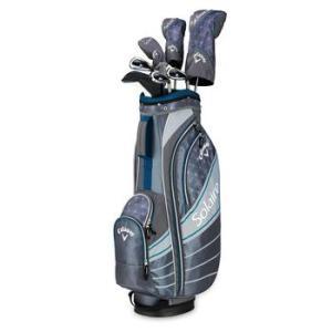 Callaway Ladies Solaire 8 Piece Golf Set 2019 - Niagara Blue