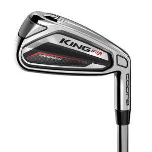 Golf King F9 Mens Irons - Steel