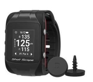 Shot Scope V2 GPS Watch and Game Tracker