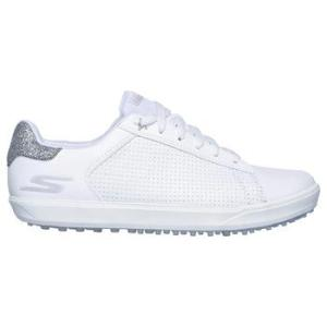 Skechers Drive 4 - Shimmer Women's Golf Shoes - White/Silver