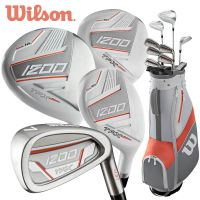 Wilson 1200 TPX Package Set - Ladies