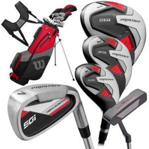 Wilson Pro Staff SGI Golf Package Set - 1 Inch Longer