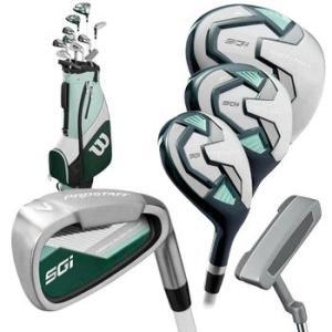 Wilson Pro Staff SGI Golf Package Set - Ladies
