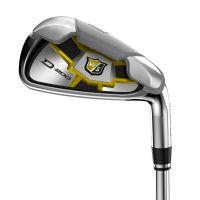 Wilson Staff D200 Golf Irons - Steel