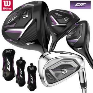 Wilson Staff D7 Women's Complete Golf Set