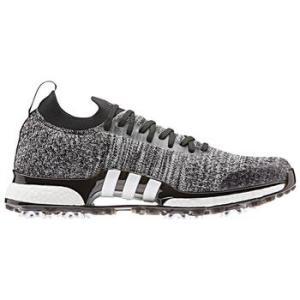 Adidas Tour 360 XT Prime Knit Golf Shoes - Black/Cloud White