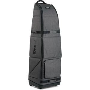 Ping Golf Rolling Travel Cover - Heathered Grey