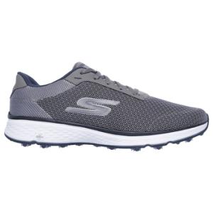 Skechers Go Golf Fairway Lead Golf Shoes - Grey/Navy
