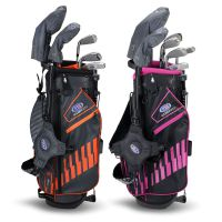 "US Kids Golf 5 Club Stand Bag Golf Set 51"" - Age 8"