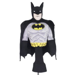 Novelty Licensed Driver Headcover - Batman
