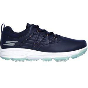 Skechers Ladies Go Golf Pro 2 Golf Shoes - Navy/Turquoise
