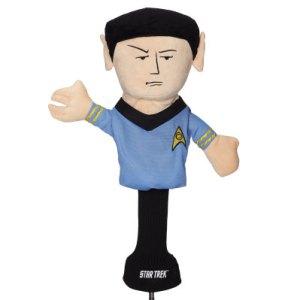 Novelty Licensed Driver Headcover - Commander Spock
