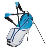 TaylorMade Flextech Stand Bag Driver - Blue Bright / Titanium
