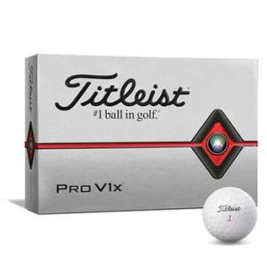 Titleist Pro V1x 2019