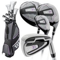 Wilson X-31 Ladies Golf Package Set 2020 - Graphite