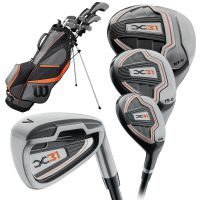 Wilson X-31 Men's Golf Package Set 2020 - Left Hand