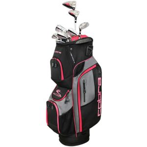 Cobra XL Speed Complete Golf Package Set