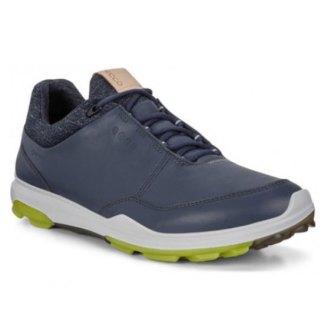 Ecco 2020 M Golf Biom Hybrid 3 Golf Shoes - Ombre/Kiwi