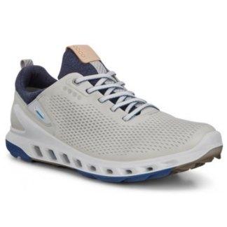 Ecco M Golf Biom Cool Pro Yak Golf Shoes - Concrete/Racer