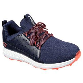 Skechers 2020 Ladies MAX - MOJO Golf shoes - Navy/Pink
