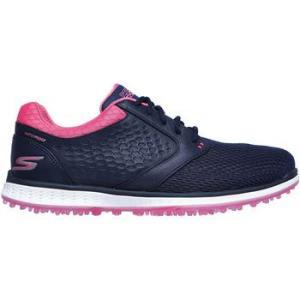 Skechers Ladies Elite 3 Grand Golf Shoes - Navy/Pink