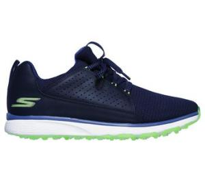 Skechers Go Golf Mojo Elite Golf Shoes - Navy/Lime