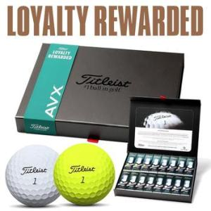 Titleist AVX Golf Ball Offer - 3 Dozen + 1 Dozen Free