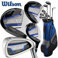 Wilson 1200 TPX Package Set - Steel/Graphite
