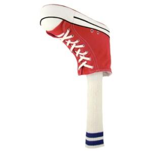 Winning Edge Sneaker Red Driver Headcover