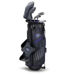 "US Kids 5 Club Stand Bag Golf Set: Age 9 (54"")"