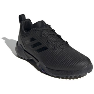 adidas 2020 Codechaos Golf Shoe - Black/Iron Metalic
