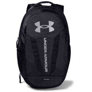 Under Armour 2020 Hustle 5.0 Backpack Black/Silver - OSFA