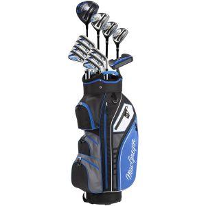 MacGregor DCT3000 Mens Golf Package Set Steel