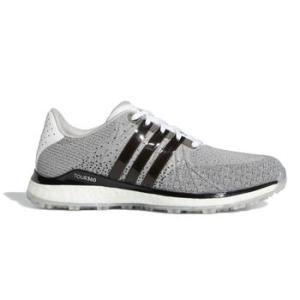 Adidas Tour 360 XT SL 2.0 Textile Golf Shoes - White/Core Black/Grey